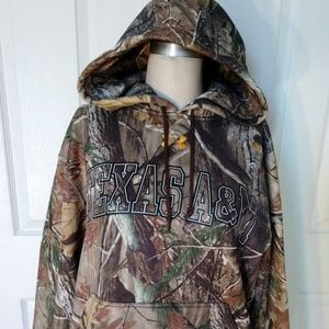 Texas A&M Under Armour Realtree Hoodie Sweatshirt